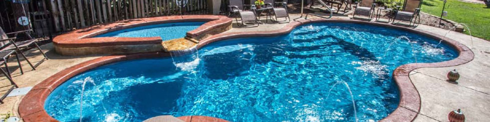 Custom Fibreglass Swimming Pools | Creative Pools Ltd.